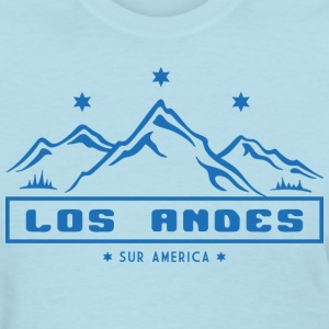 Los Andes Women's T-Shirts - Women's T-Shirt