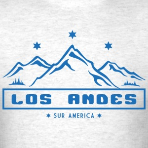 Los Andes - Men's T-Shirt