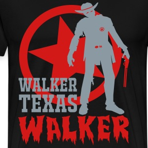 Walker Texas Walker - Men's Premium T-Shirt