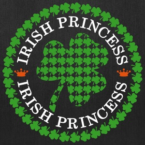 Irish Princess T shirt Bags & backpacks - Tote Bag