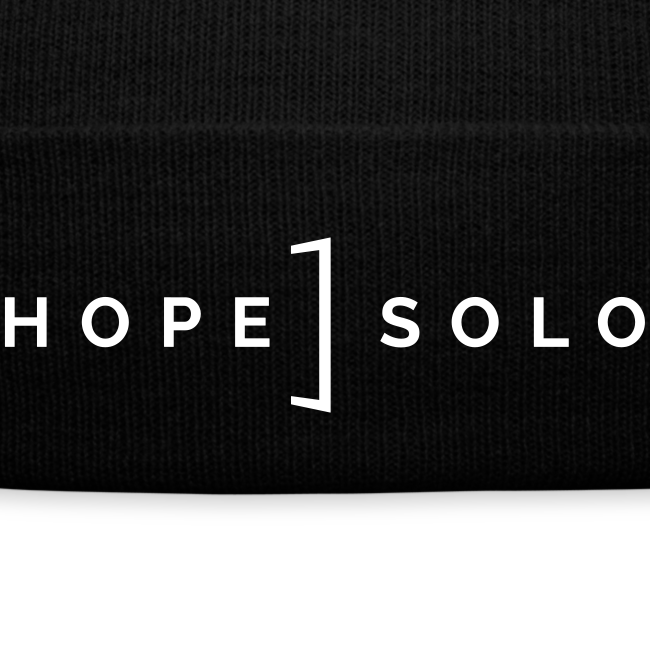 80133c525 Hope Logo Beanie | Knit Cap with Cuff Print