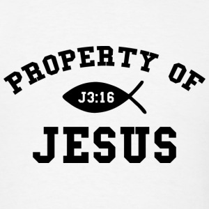 Property Of Jesus - Men's T-Shirt