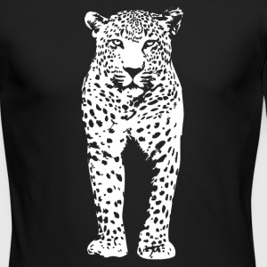 Leopard Long Sleeve Shirts - Men's Long Sleeve T-Shirt by Next Level