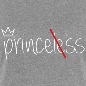 PRINCELESS - Women's Premium T-Shirt