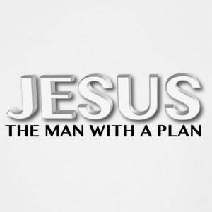 Jesus Plan T-Shirts - Men's Tall T-Shirt