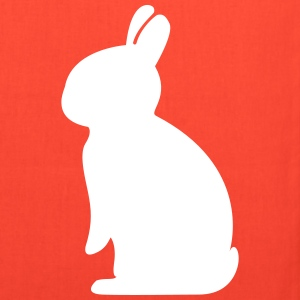 bunny rabbit hare cony leveret bunnies dwarf  Bags & backpacks - Tote Bag