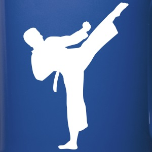 Karate Mugs & Drinkware - Full Color Mug