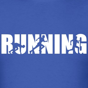 Running T-Shirts - Men's T-Shirt