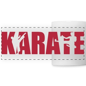 Karate Mugs & Drinkware - Panoramic Mug