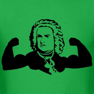 Muscle Bach T-Shirts - Men's T-Shirt