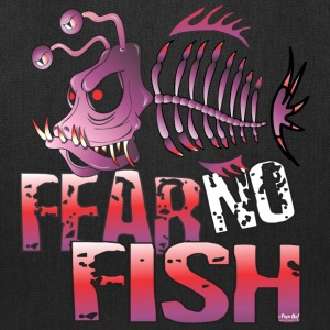 Fear No Fish Bags & backpacks - Tote Bag