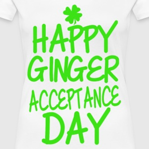 Ginger Acceptance Day - Women's Premium T-Shirt