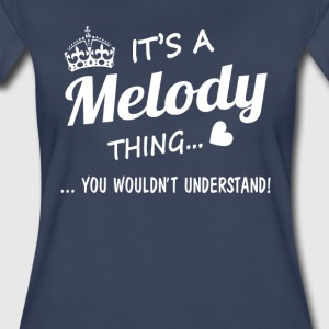 It's a Melody thing - Women's Premium T-Shirt