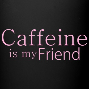 Coffee Caffiene Friend - Full Color Mug