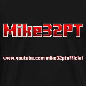 Mike32PT's Official T-SHIRT! - Men's Premium T-Shirt