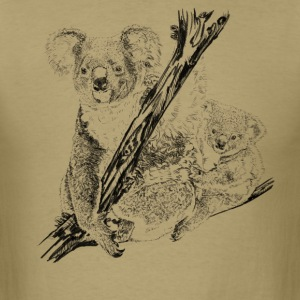koala bear T-Shirts - Men's T-Shirt