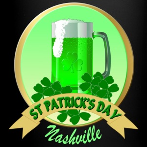 Nashville St Patrick's Day Coffee/Tea Mugs - Full Color Mug