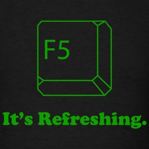 F5 It's Refreshing - Men's T-Shirt