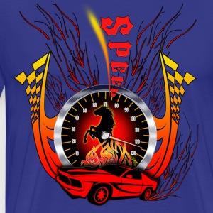 Let's race - Men's Premium T-Shirt
