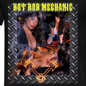 Hot mechanic - Men's Premium T-Shirt