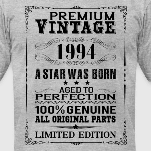 PREMIUM VINTAGE 1994 T-Shirts - Men's T-Shirt by American Apparel