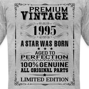 PREMIUM VINTAGE 1995 T-Shirts - Men's T-Shirt by American Apparel