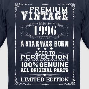 PREMIUM VINTAGE 1996 T-Shirts - Men's T-Shirt by American Apparel