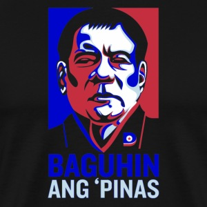 Duterte for President 2016 - Men's Premium T-Shirt