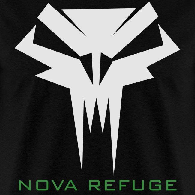 Nova Refuge Grimm's Army Emblem Men's T-Shirt