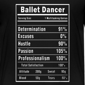 Ballet Dance Shirt - Toddler Premium T-Shirt