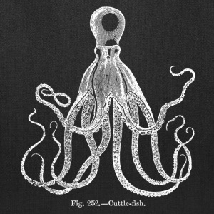 octopus antique Bags & backpacks - Tote Bag