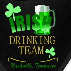 Nashville Irish Drinking Team Dark Bandana - Bandana
