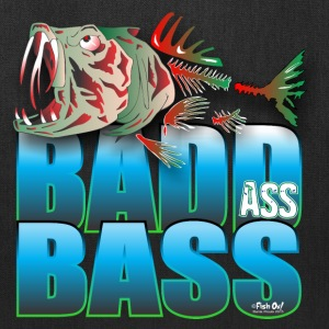 BAD ASS BASS Bags & backpacks - Tote Bag