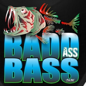 BAD ASS BASS Caps - Bandana