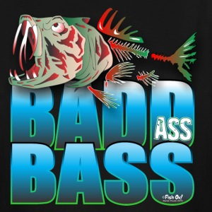 BAD ASS BASS T-Shirts - Men's Tall T-Shirt