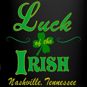 Nashville Luck of Irish Coffee/Tea Mugs - Full Color Mug