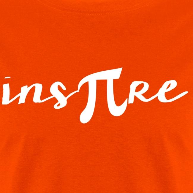 InsPIre men/unisex cut shirt
