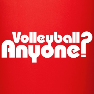 Volleyball Anyone? Mugs & Drinkware - Full Color Mug