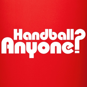Handball Anyone? Mugs & Drinkware - Full Color Mug