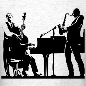 Jazz Concert - Men's T-Shirt