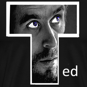 Ted Bundy Serial Killer - Men's Premium T-Shirt