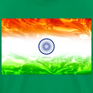 Flag of India T-Shirts - Men's Premium T-Shirt
