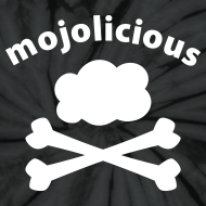 Design ~ Mojolicious Pirate Cloud (tie dye)