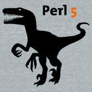 Design ~ Perl5 Raptor (vintage)