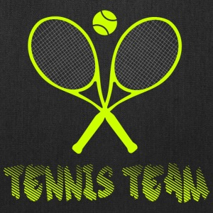 Tennis team Bags & backpacks - Tote Bag