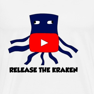 KRAKEN T - Men's Premium T-Shirt