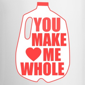 You Make Me Whole - Coffee/Tea Mug