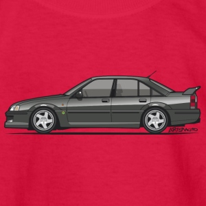 Opel Lotus Omega / Vauxhall Lotus Carlton Type 104 Kids' Shirts - Kids' Long Sleeve T-Shirt
