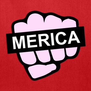 Fist Bump for Merica - Tote Bag