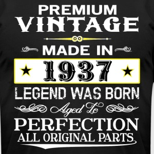 PREMIUM VINTAGE 1937 T-Shirts - Men's T-Shirt by American Apparel